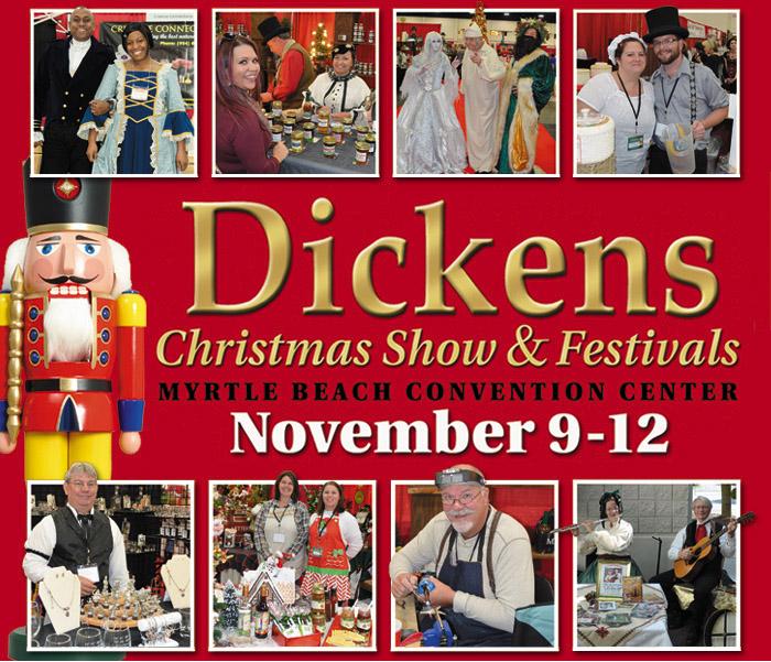 Dickens Christmas Show