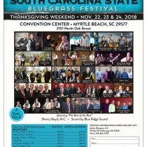 49th Annual South Carolina State Bluegrass Festival