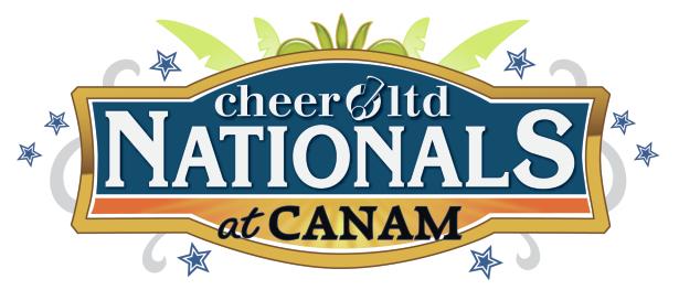 Cheer Ltd. Nationals at CANAM