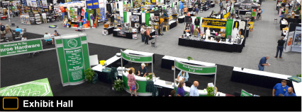 Myrtle Beach Convention Center Exhibit Hall