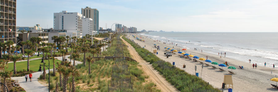 Myrtle Beach, South Carolina Coast