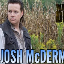 Joshua McDermitt Walking Dead