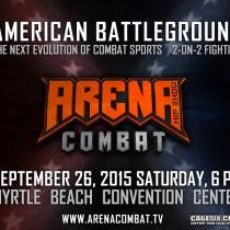 arena combat myrtle beach