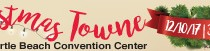 Christmas Towne Myrtle Beach Convention Center