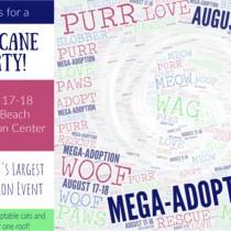 Furricane Party - The Strand's Largest Mega Pet Adoption